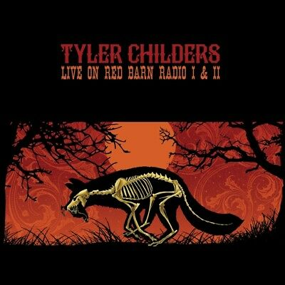 Tyler Childers - Live on Red Barn Radio I and II CD Thirty Tig NEW