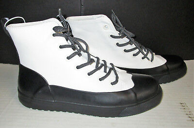 Hunter for Target Adult Unisex Dipped Canvas High Top Sneaker White 9.5//M//11.5W