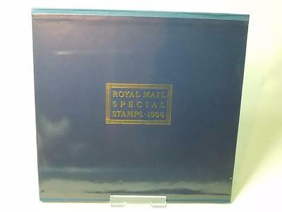 1986 COMPLETE Royal Mail SPECIAL STAMPS YEAR BOOK Commemorative Post Office GB