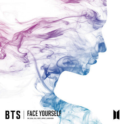 BTS - Face Yourself [New CD]