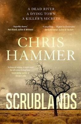 NEW Scrublands By Chris Hammer Paperback Free Shipping