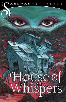 House Of Whispers #1 (Mr) - 9/12/18