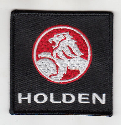 Holden Commodore Sew On Embroidered Patch
