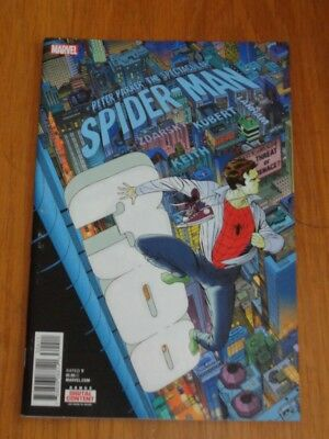 Spiderman Peter Parker Spectacular #300 Marvel Comics April 2018 Nm (9.4)