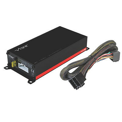 VIBE POWERBOX Class D 4 Channel 65W RMS Micro ISO Amplifier AMP Car Van Audio