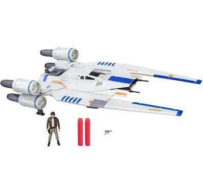 Hasbro Star Wars: Rogue One Rebel U-Wing Fighter With NERF! IP12