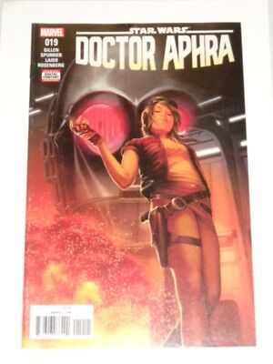 Star Wars Doctor Aphra #19 Marvel Comics June 2018 Nm (9.4)