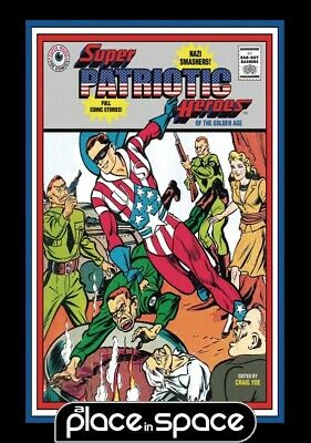 Super Patriotic Heroes - Hardcover