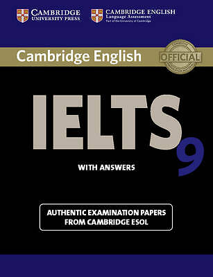 Cambridge Ielts 9 Student's Book with Answers (IELTS Practice Tests) by Esol, Ca