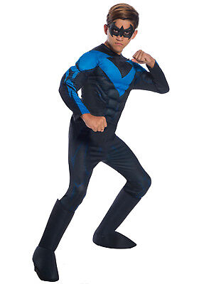 Nightwing - Child Muscle Costume