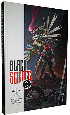 Comics - Urban Comics - Black Science T.01 : De Charybde En Scylla