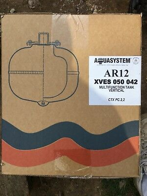AQUASYSTEM AR12 12LTR Expansion Vessel / Multifunctional Tank