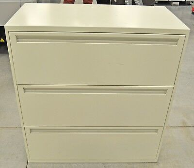 Filing Cabinets: drawer & door options Color: cream Condition: used
