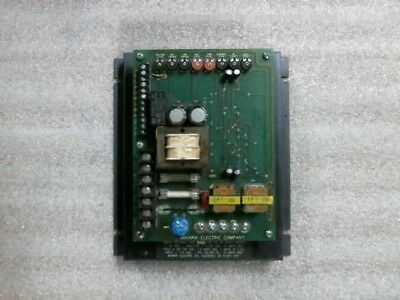 Used Minarik RG100UC Motor Drive for PM or Shunt Motor 1HP 10A - 60 day warranty