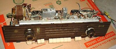1960s TELEFUNKEN STEREO CHASSIS, COMPLETE, SUPER CLEAN,