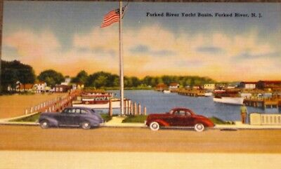 Forked River NJ ~ FORKED RIVER YACHT & BASIN