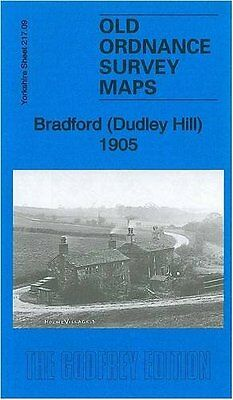 Old Ordnance Survey Map Bradford (Dudley Hill) 1905
