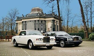 Rent a Rolls Royce Corniche II Convertible for your Wedding or Ceremony