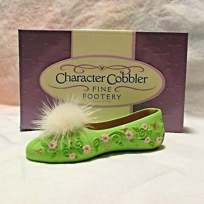 Disney Character Cobbler Tinker Bell Shoe Twinkle Toes NEW IN BOX