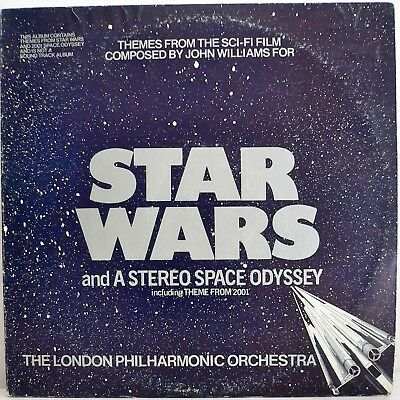 Star Wars And A Stereo Space Odyssey - Us 1977 Stereo Gold Award Sga 1000