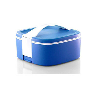 BLUE Genuine Thermos 2.0 L Alfi Durable Thermal Microwave Food Carrier
