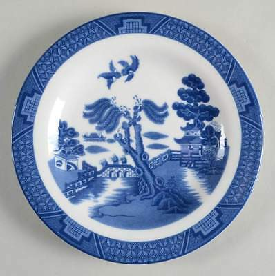 Royal Doulton REAL OLD WILLOW Salad Plate 2092613