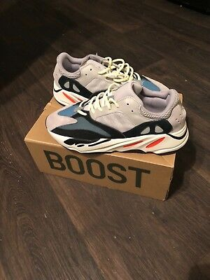 8b0c9ffcc ADIDAS YEEZY BOOST 700 Wave Runner size 10 !!NEW!! -  300.00