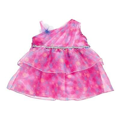 Build A Bear Pink Fairy Gown