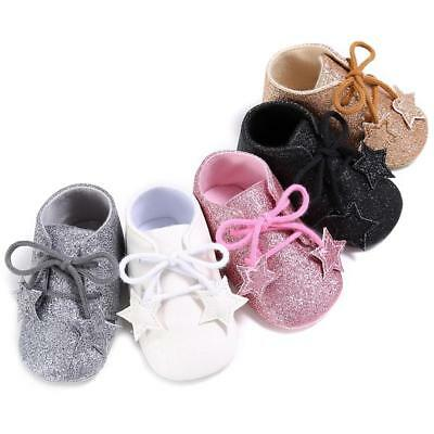Soft Baby Girls Princess Shoes Footwear for Toddlers First Walker