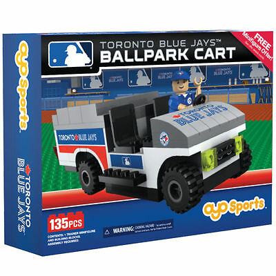 Toronto Blue Jays Ballpark Cart Oyo Sports New in Box MLB NIB 135 Pcs Jays NIP