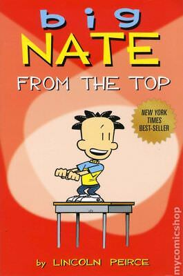Big Nate From the the Top TPB (Andrews McMeel) #1-REP 2010 FN Stock Image