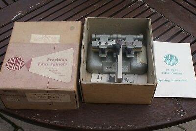 Vintage Premier Precision Film Joiner 16Mm Model For 16 & 8 Mm Film