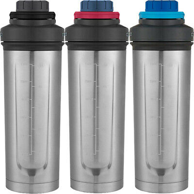 Contigo 24 oz. Shake & Go Fit Thermalock Insulated Stainless Steel Shaker Bottle