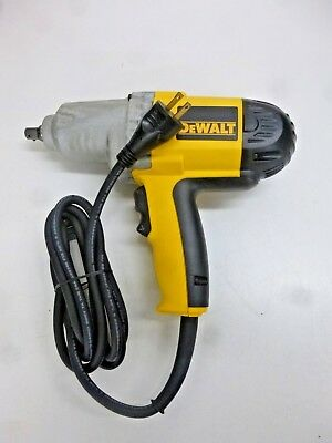 """New!! Dewalt Impact Wrench, Corded,1/2"""" Drive, 7.5 Amps, 120 Vac, Dw292"""