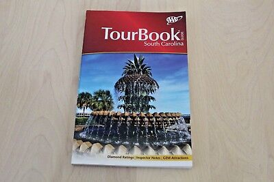 Tour Book AAA South Carolina 2016 Hotels Restaurants Attractions Ratings