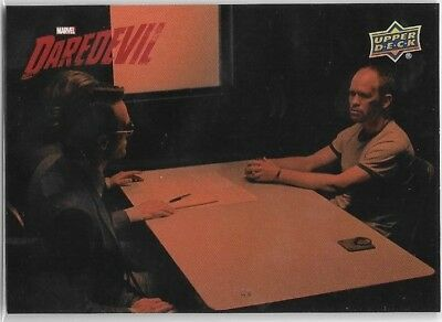 The Lying Client Red Tint Parallel #11 - Daredevil Seasons 1 & 2 2018