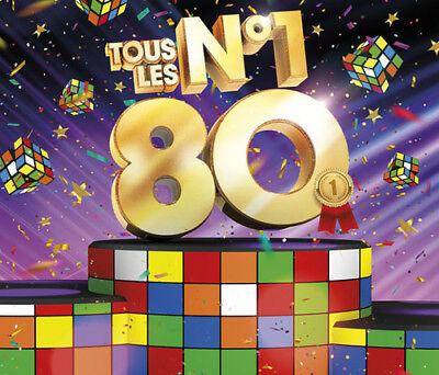 Various Artists - Tous Les No 1 Annees 80 [New CD] Boxed Set, Digipack Packaging