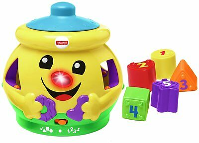Fisher-Price Laugh & Learn Cookie Shape Surprise 6+ Months