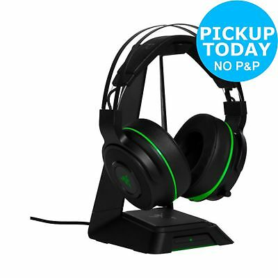 Razer Thresher Ultimate Wireless Headset Xbox One - Black.