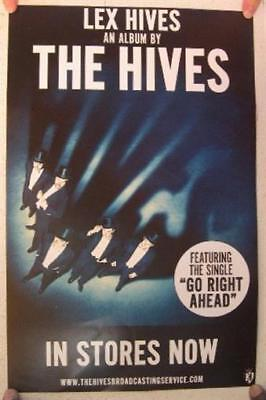 The Hives Poster  Lex Hives 11x17