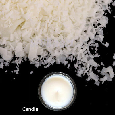 1KG Pure Soy Wax Flakes For Home DIY Candle Making Crafts Material Soap Handmade