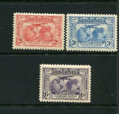 KINGSFORD SMITH superb unmounted mint set