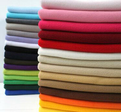 One PCS Polar Fleece Fabric Pre-Cut  Fabric For Garment lining Short Plush Doll