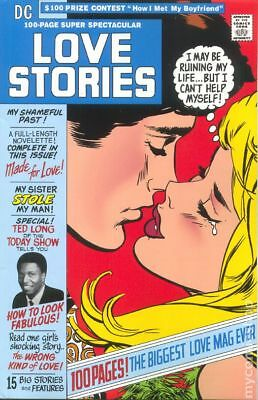 DC 100-Page Super-Spectacular Love Stories - Replica Edition #1 2000 VF
