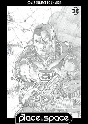 Justice League, Vol. 3 #5C (1:100) Jim Lee Pencils Only Variant (Wk31)