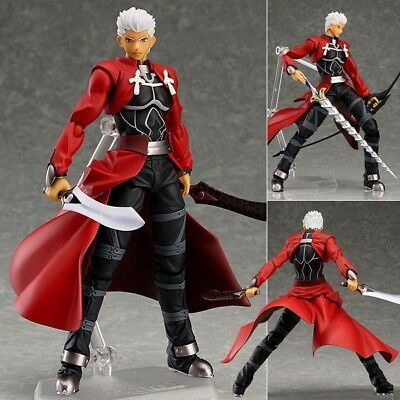 Figma 223 Fate Stay Night Archer action figure Max Factory (100% authentic)