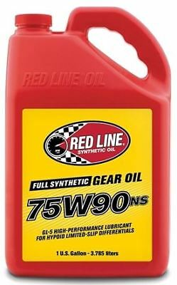Red Line 58305 75W90 NS GL-5 Gear Oil - 1 Gallon - Pack of 4