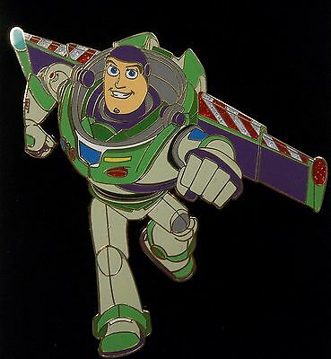 Disney Hong Kong Acme Archives Pixar's BUZZ LIGHTYEAR Jumbo Boxed LE Pin