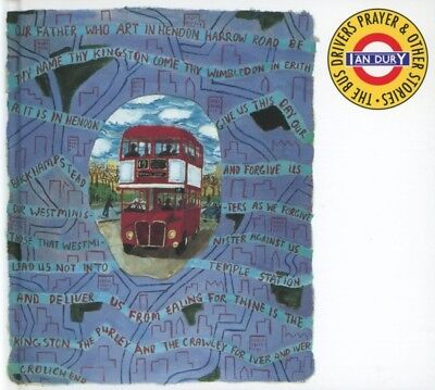 Ian Dury - The Bus Drivers Prayer (Deluxe Edition) CD (2) Demon NEW