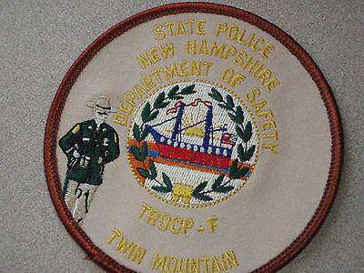New Hampshire State Police Troop F Twin Mountain  Station